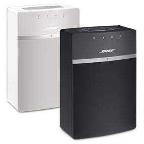 Bose SoundTouch 10 Blanco y Negro